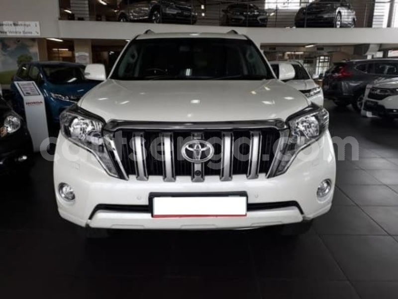 Big with watermark 2015 toyota prado vx 4.0 v6 auto for sale in gauteng 2