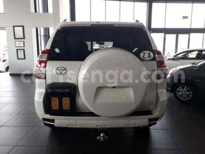 Big with watermark 2015 toyota prado vx 4.0 v6 auto for sale in gauteng 5