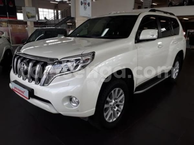 Big with watermark 2015 toyota prado vx 4.0 v6 auto for sale in gauteng