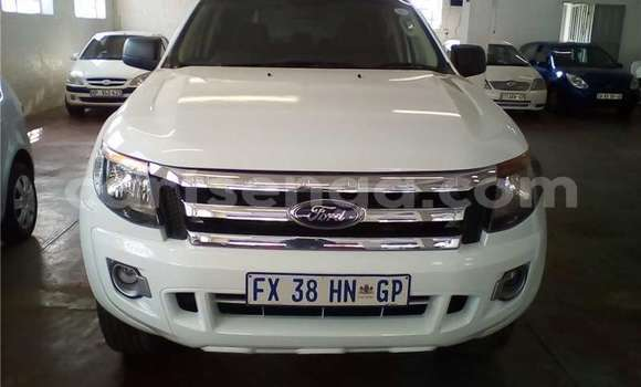Medium with watermark ford ranger single cab 4