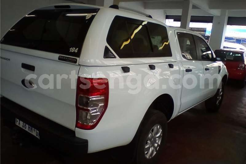 Big with watermark ford ranger single cab 2