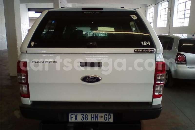 Big with watermark ford ranger single cab 1