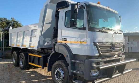 Medium with watermark mercedes benz truck tipper axor 3335k 2008 id 62638216 type main