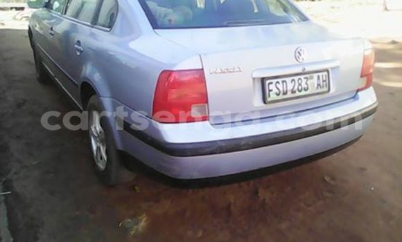 Buy Used Volkswagen Passat Silver Car in Manzini in Swaziland