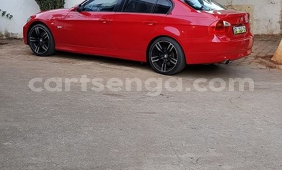 Buy Used BMW 3-Series Red Car in Manzini in Swaziland