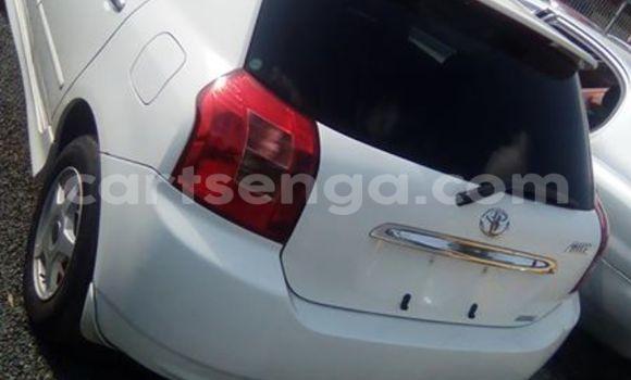 Buy Used Toyota Allex White Car in Manzini in Swaziland