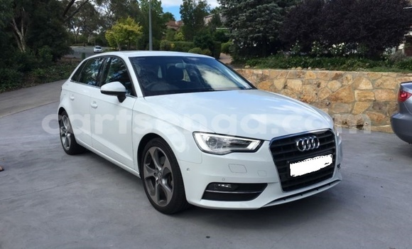 Buy Used Audi A3 White Car in Manzini in Swaziland