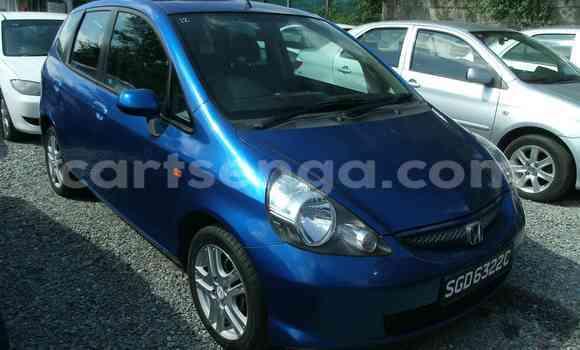 Buy Used Honda Accord Blue Car in Manzini in Swaziland