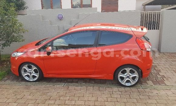 Buy Used Ford Fiesta Red Car in Mbabane in Swaziland
