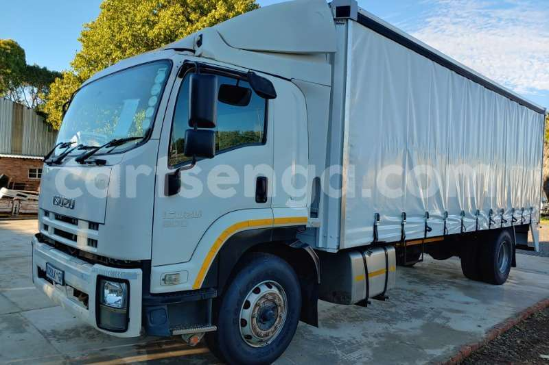 Big with watermark isuzu truck curtain side fvr900 t freighter curtain side 2011 id 62997696 type main