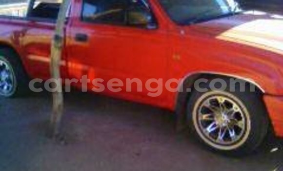 Buy Used Toyota Hilux Red Car in Manzini in Swaziland