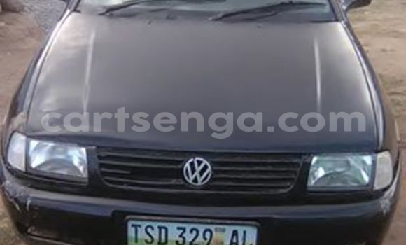 Buy Used Volkswagen Polo Black Car in Manzini in Swaziland