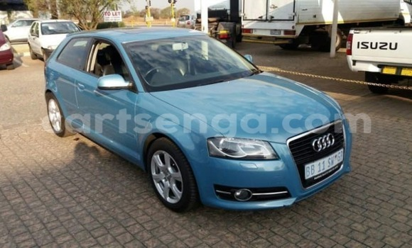 Buy Used Audi A3 Blue Car in Manzini in Swaziland