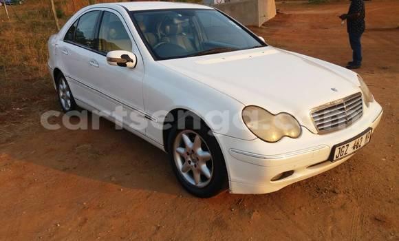 Buy Used Mercedes‒Benz KOMPRESSOR White Car in Manzini in Swaziland