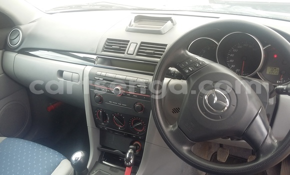 Buy Used Mazda Mazda 3 Blue Car in Manzini in Swaziland