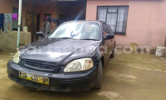 Buy Used Honda Civic Black Car in Manzini in Swaziland