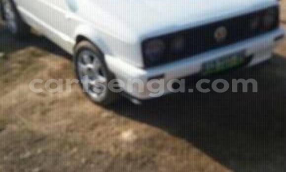Buy Used Volkswagen Golf White Car in Manzini in Swaziland