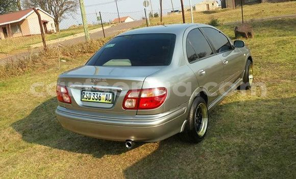 Buy Used Nissan Sunny Silver Car in Manzini in Swaziland