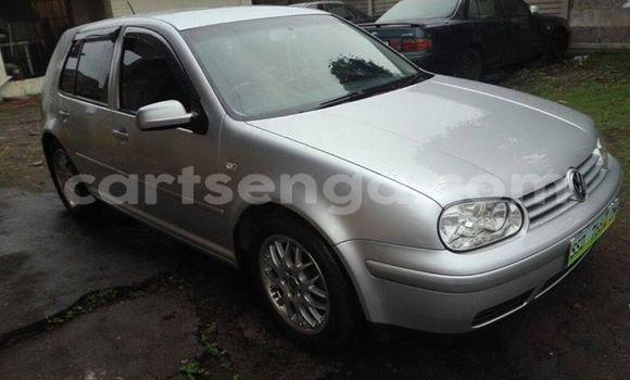 Buy Used Volkswagen Golf Silver Car in Manzini in Swaziland