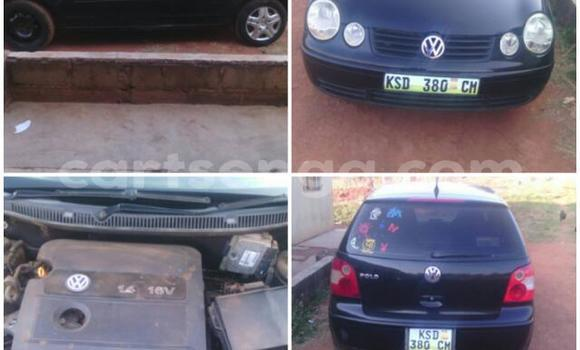 Buy Used Volkswagen Polo Blue Car in Mbabane in Swaziland
