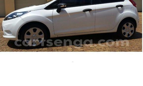 Buy New Ford Fiesta Black Car in Simunye in Swaziland