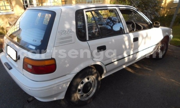 Buy Used Toyota Wish White Car in Manzini in Swaziland