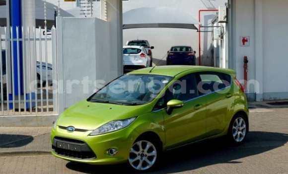 Buy Used Ford Fiesta Green Car in Manzini in Swaziland