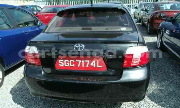 Buy Used Toyota 4Runner Black Car in Manzini in Swaziland