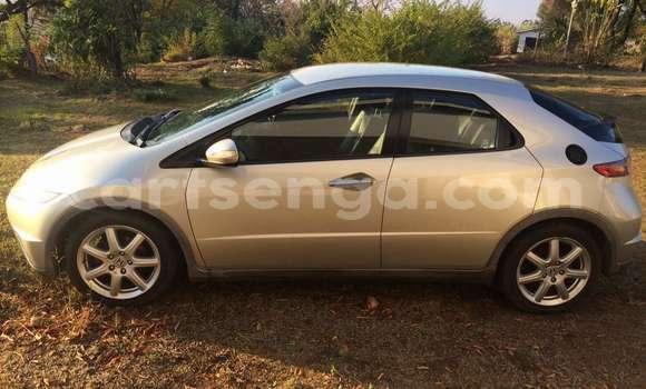 Buy Used Honda Civic Silver Car in Manzini in Swaziland