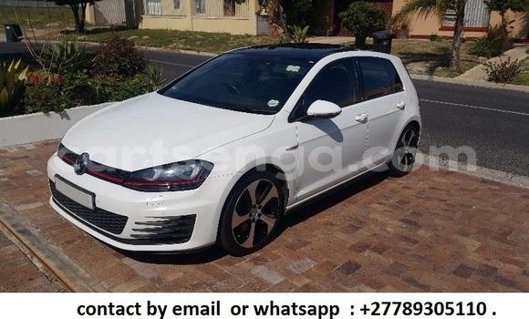 Buy Used Volkswagen Polo White Car in Manzini in Swaziland