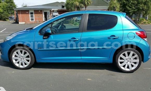 Buy Used Peugeot 206 Blue Car in Manzini in Swaziland