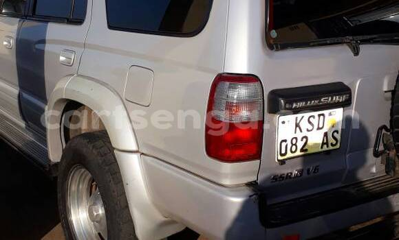 Buy Used Toyota Hilux Surf Beige Car in Manzini in Swaziland