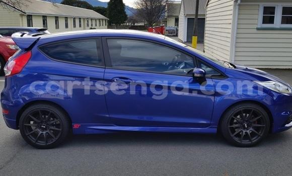 Buy Used Ford Fiesta Blue Car in Manzini in Swaziland