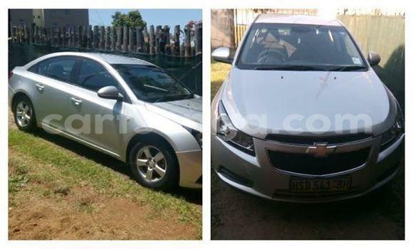 Buy Used Chevrolet Cruze Silver Car in Manzini in Swaziland
