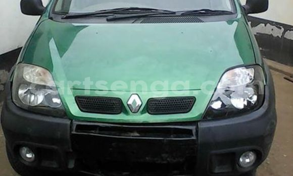 Buy Used Renault Megane Green Car in Manzini in Swaziland