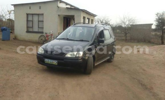 Buy Used Toyota Spacio Black Car in Manzini in Swaziland
