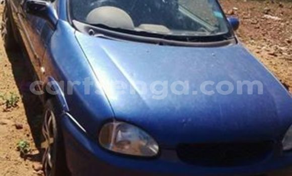 Buy Used Opel Corsa Blue Car in Manzini in Swaziland