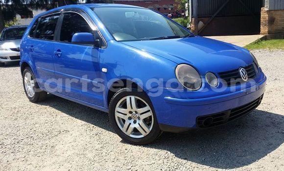 Buy Used Volkswagen Polo Blue Car in Manzini in Swaziland