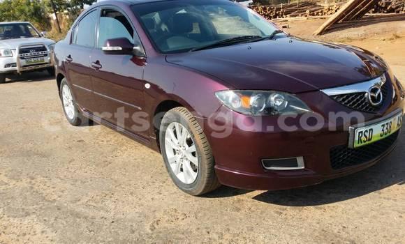 Buy Used Mazda Mazda 3 Red Car in Manzini in Swaziland