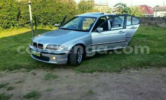 Buy New BMW 3-Series Silver Car in Mbabane in Swaziland