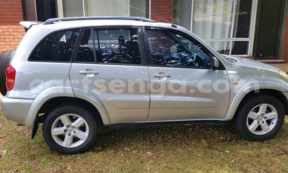 Buy Used Toyota RAV4 Silver Car in Mbabane in Swaziland