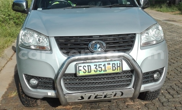 Buy Used Great Wall V200 Silver Car in Manzini in Swaziland