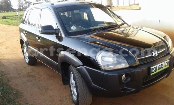 Buy Used Hyundai Tucson Black Car in Manzini in Swaziland