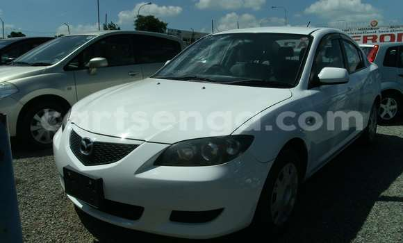 Buy Used Mazda Atenza White Car in Manzini in Swaziland