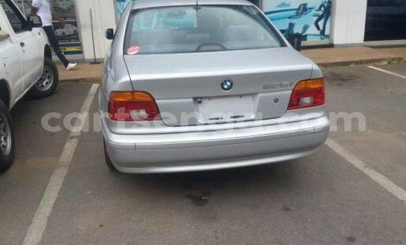 Buy Used BMW 5-Series Silver Car in Manzini in Swaziland