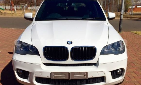 Buy Used BMW X5 White Car in Mbabane in Swaziland