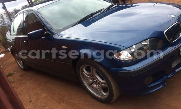 Buy Used BMW 3-Series Blue Car in Manzini in Swaziland