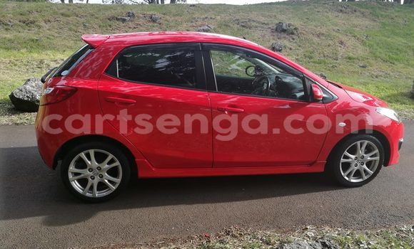 Buy Used Mazda Mazda 2 Red Car in Mbabane in Swaziland