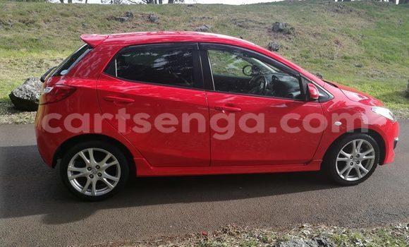 Buy Used Mazda Mazda 2 Red Car in Mbabane in Swaziland