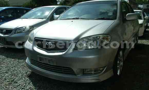 Buy Used Toyota 4Runner Silver Car in Manzini in Swaziland